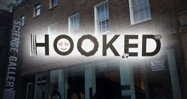 HOOKED  – An Exhibition on Addiction at the Science Gallery, London