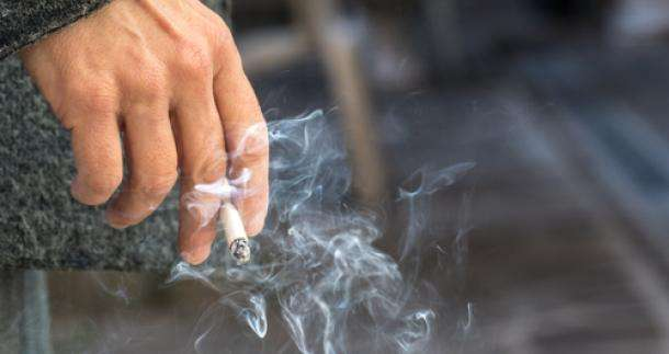 Should Smoking Be Discouraged in AA?