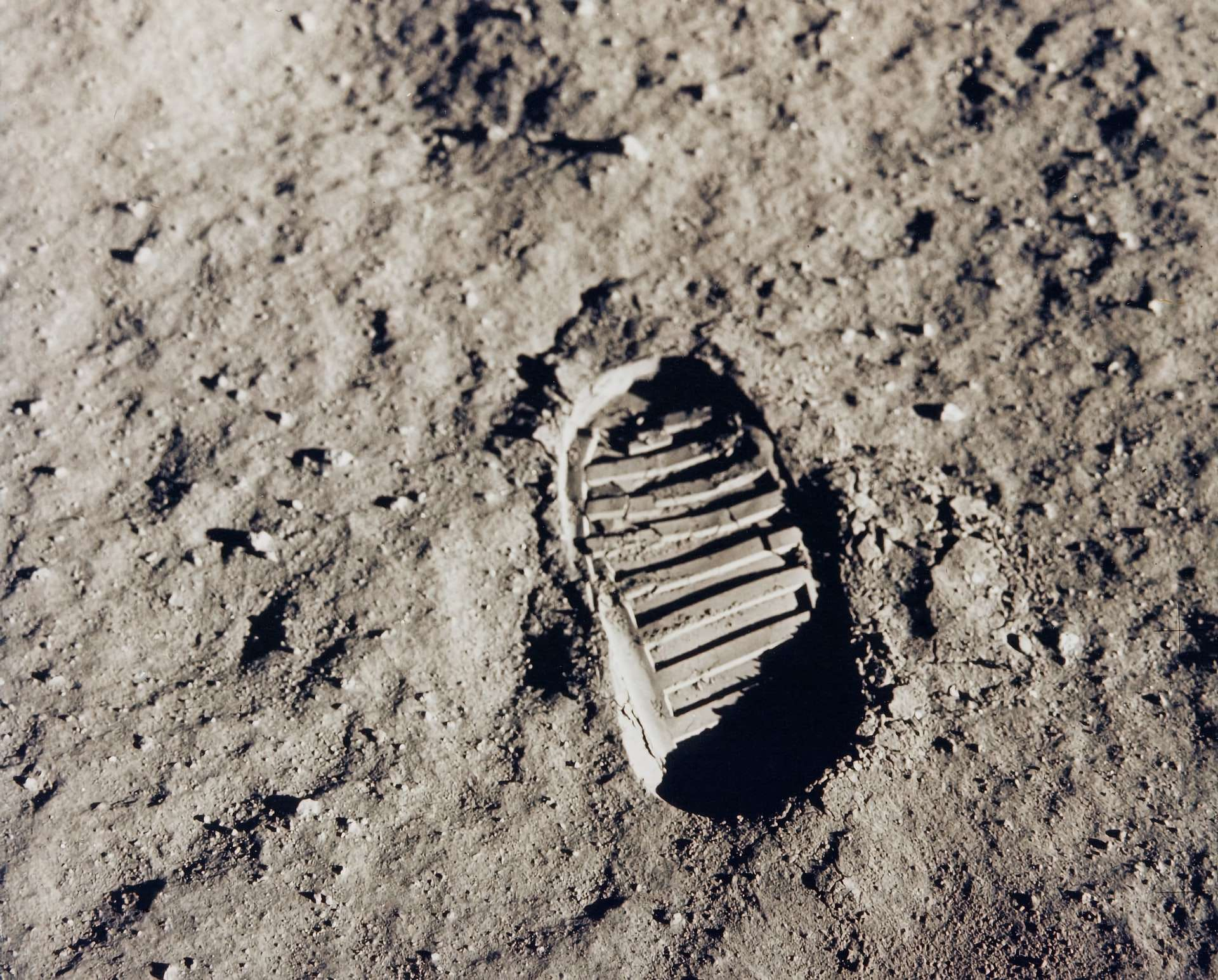 One step which can sometimes feel like a giant leap
