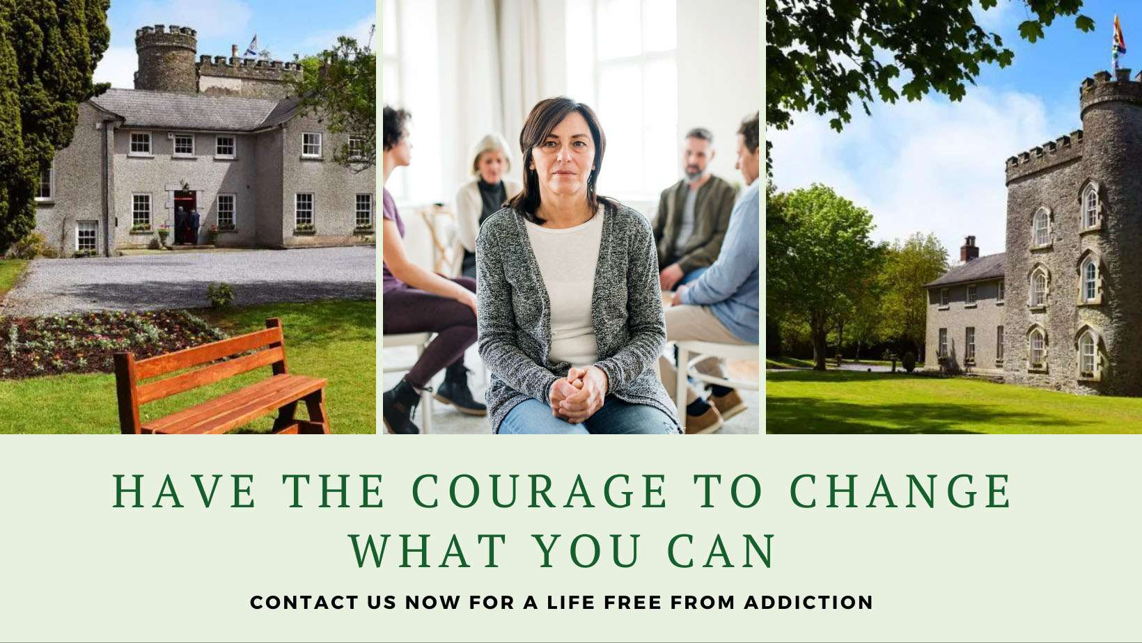 Contact us to become free from your addiction