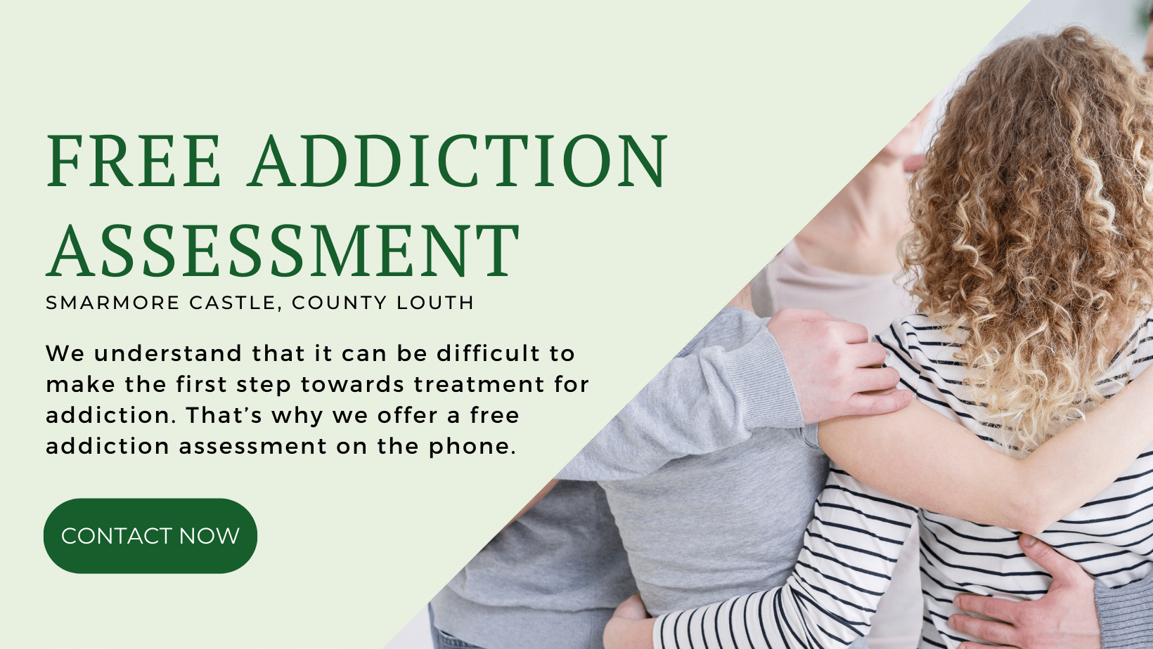 Free addiction assesments are now avialble at Smarmore